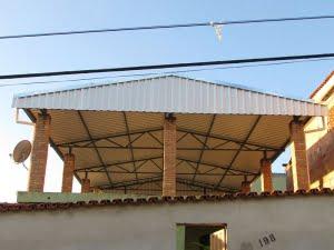 Cobertura residencial Betim 98 m²