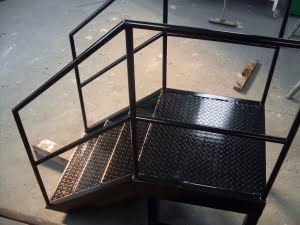 diversas estruturas metálicas bh