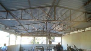 Cobertura Residencial com platibanda - Vila Pinho -110 m²