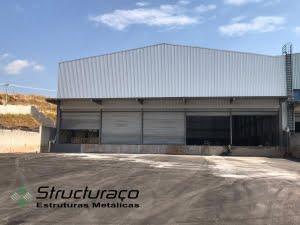 Galpão Industrial BH