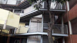 Estrutura em Viga W residencial
